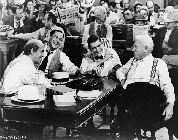an overview of the theme of inherit the wind by jerome lawrence and robert lee Inherit the wind act i scenes i and  of inherit the wind  robert e lee jerome lawrence slideshow 6687334  of inherit the wind  robert e lee jerome lawrence.