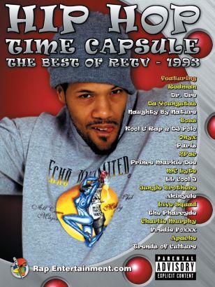 Hip Hop Time Capsule: The Best of RETV 1993