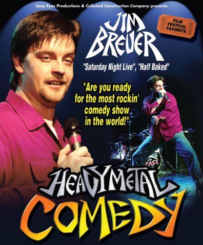 Jim Breuer: Heavy Metal Comedy