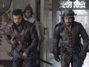 The Musketeers : The Prize