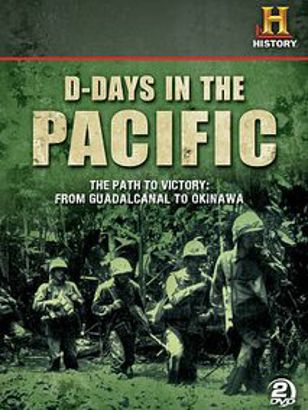 D-Days in the Pacific [TV Documentary Series]