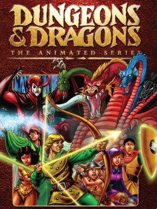 Dungeons & Dragons [Animated TV Series]