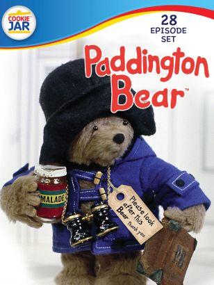 Paddington Bear [Animated Series]
