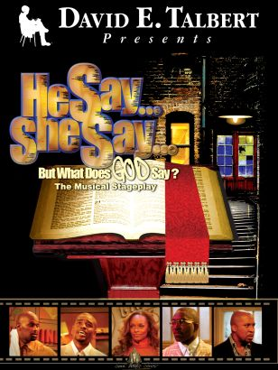 He Say... She Say... But What Does GOD Say?
