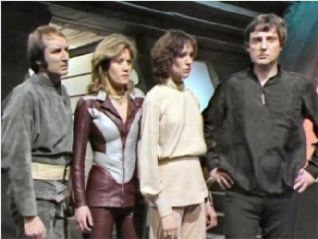 Blakes 7: Voice from the Past