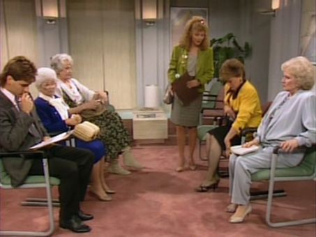The Golden Girls : The Accurate Conception