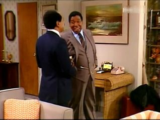 The Jeffersons: Heeeere's Johnny