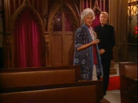 The Golden Girls : Forgive Me, Father