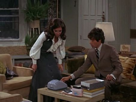 The Mary Tyler Moore Show : 1040 or Fight