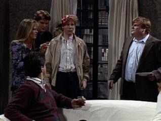 Saturday Night Live: Linda Hamilton