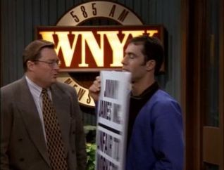 NewsRadio: Who's the Boss?, Part 1