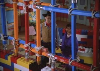 Lois & Clark: It's a Small World After All