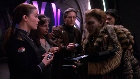 Babylon 5 : War Without End