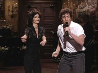 Saturday Night Live: Courteney Cox