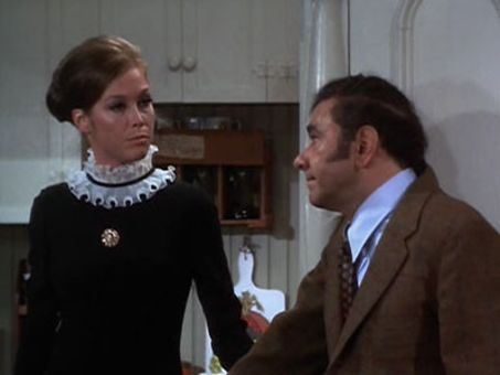 The Mary Tyler Moore Show : I Am Curious Cooper