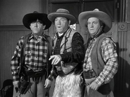 The Three Stooges : Punchy Cowpunchers