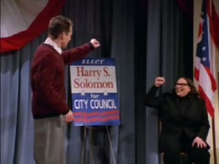 3rd Rock From the Sun: Dick the Vote
