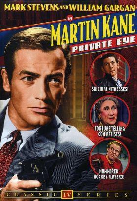 Martin Kane, Private Eye [TV Series]