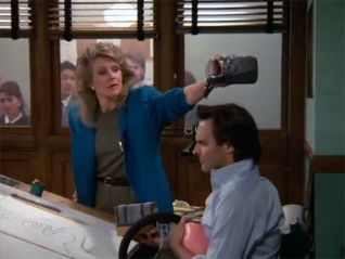 Murphy Brown: Funnies Girl