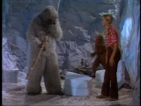 Land of the Lost : Abominable Snowman