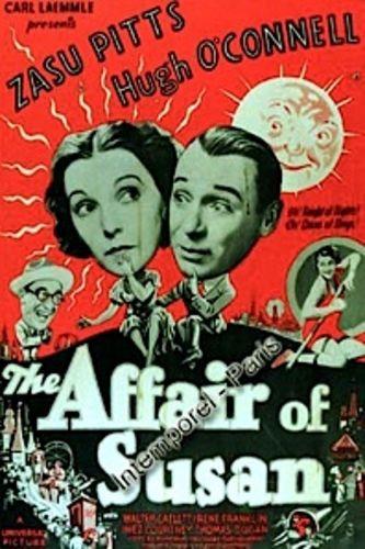 The Affair of Susan