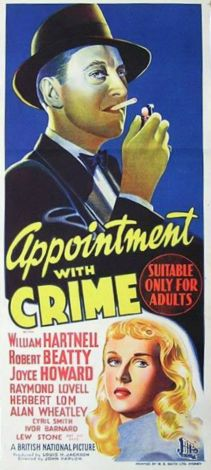 Appointment with Crime