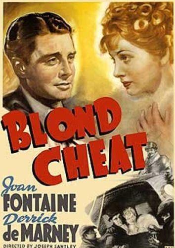 Blonde Cheat