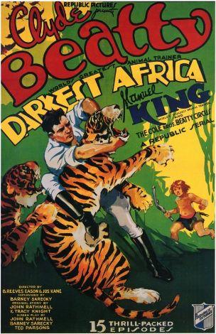 Batmen of Africa