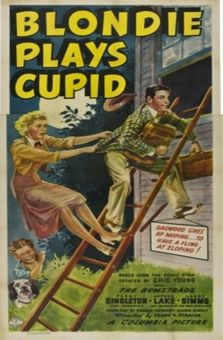 Blondie Plays Cupid
