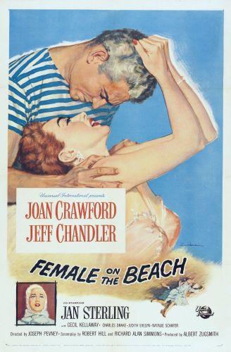 Female on the Beach