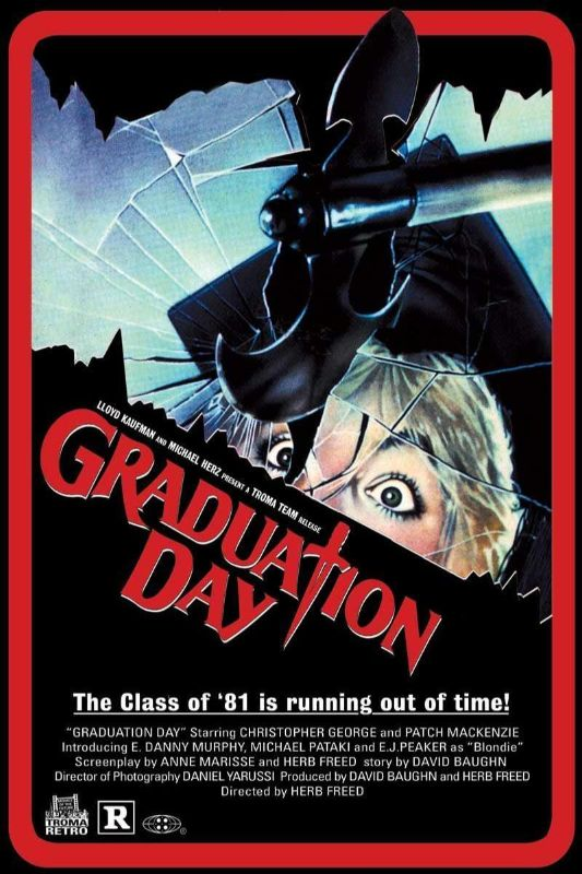 Graduation Day 1981