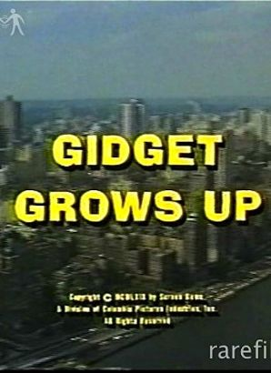 Gidget Grows Up