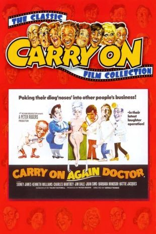 Carry On Again, Doctor