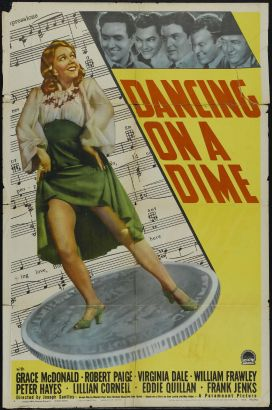 Dancing on a Dime (1940)