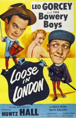 Loose in London