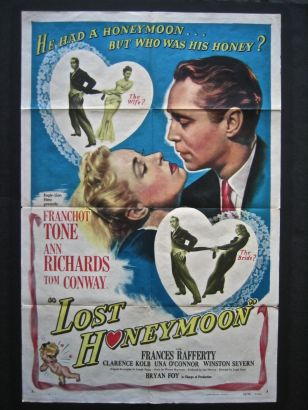 Lost Honeymoon