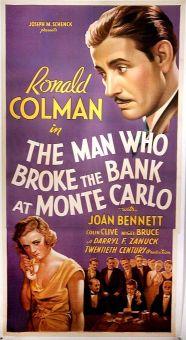 Man Who Broke the Bank at Monte Carlo