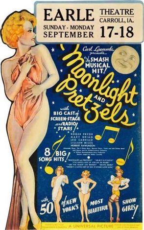 Moonlight and Pretzels