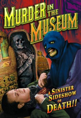 Murder in the Museum