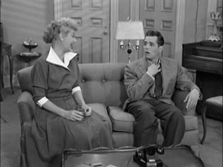 I Love Lucy : Ricky Loses His Voice