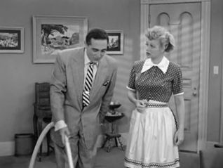 I Love Lucy: Sales Resistance