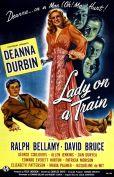 Lady on a Train
