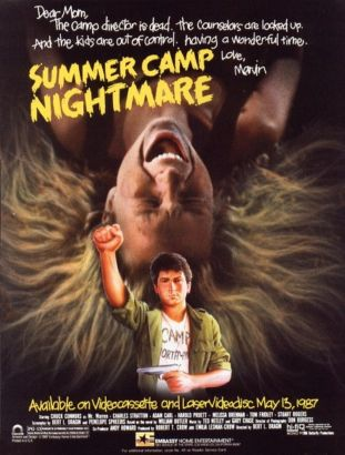 Summer Camp Nightmare