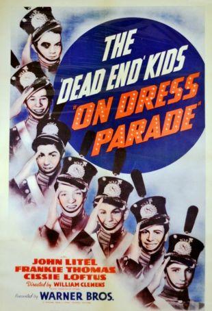 Dead End Kids on Dress Parade