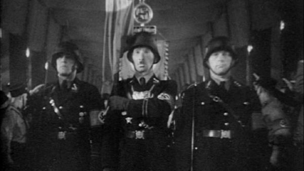 a research on the film triumph of will Read the full-text online edition of silent film & the triumph of the american  silent film and the triumph of the american myth is a broad  and research tools.