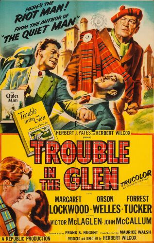 Trouble in the Glen