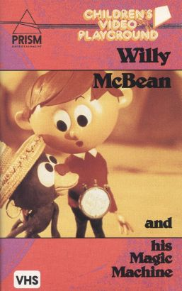 Willy McBean and His Magic Machine