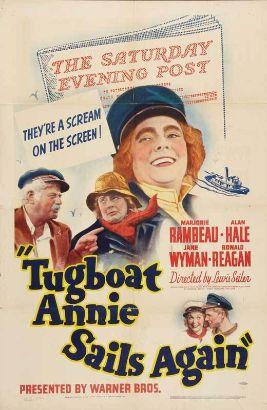 Tugboat Annie Sails Again