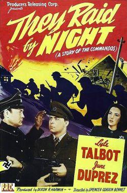 They Raid by Night