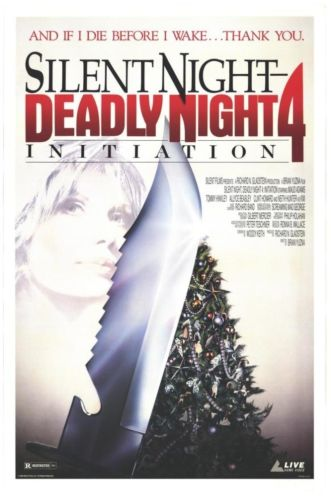 Silent Night, Deadly Night 4: Initiation